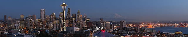 Seattle, WA - courtesy wikipedia.org